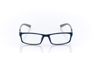 Men Full Frame Plastic  Maxim: 16-45 Navy & Gray 2007360