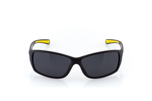 Men Full Frame Plastic  MAXIM: 16-79 Matte Black & Lemon Yellow w/ Black Tint 2008201