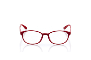 Women Full Frame Plastic  Maxim: 16-02 Matte Red 2005487