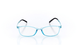 Women Full Frame Plastic  Maxim: 16-05 Transparent Blue 2005497