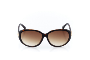 Women Full Frame Plastic  MILAN: 17-06 Tortoise & Gold w/ Brown Gradient Tint 2008994