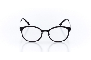 Men Full Frame Plastic  ReSpec: 16-17 Matte Black 2007781