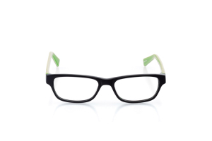 Women Full Frame Plastic  Stan: 15-08 Black & Neon Green 2003592