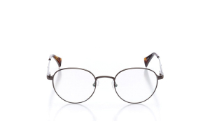 Men Full Frame Metal  Swiss: 16-06 Brown Gunmetal 2004089