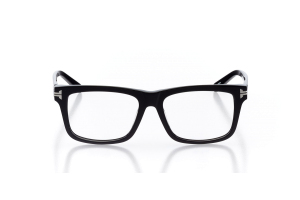 Men Full Frame Plastic  T2: 17-02 Black 2011327