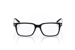 Men Full Frame Plastic  T2: 17-05 Black 2011334