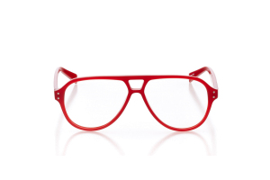 Men Full Frame Plastic  T2: 17-06 Red 2011339