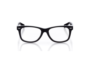 Men Full Frame Plastic  T2: 17-07 Black 2011340