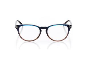 Men Full Frame Plastic  T2: 17-10 Blue 2011350