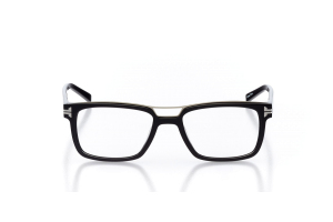 Men Full Frame Plastic  T2: 17-12 Black 2011354