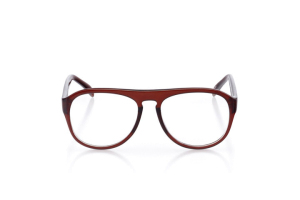 Men Full Frame Plastic  VC: M08 Brown 2003857