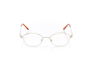 Women Full Frame Metal  VC: W01 Gold & Orange 2003822
