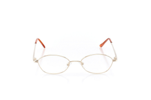 Women Full Frame Metal  VC: W03 Gold & Orange 2003827