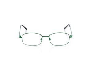 Women Full Frame Metal  VC: W04 Green & Black 2003829