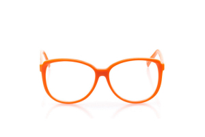 Women Full Frame Plastic  VC: W08 Orange 2003837