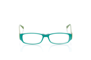 Women Full Frame Plastic  VC: W10 Blue, Green & Yellow 2008035