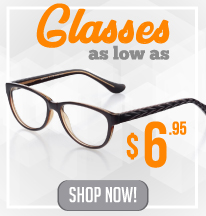 Glasses as low as $6